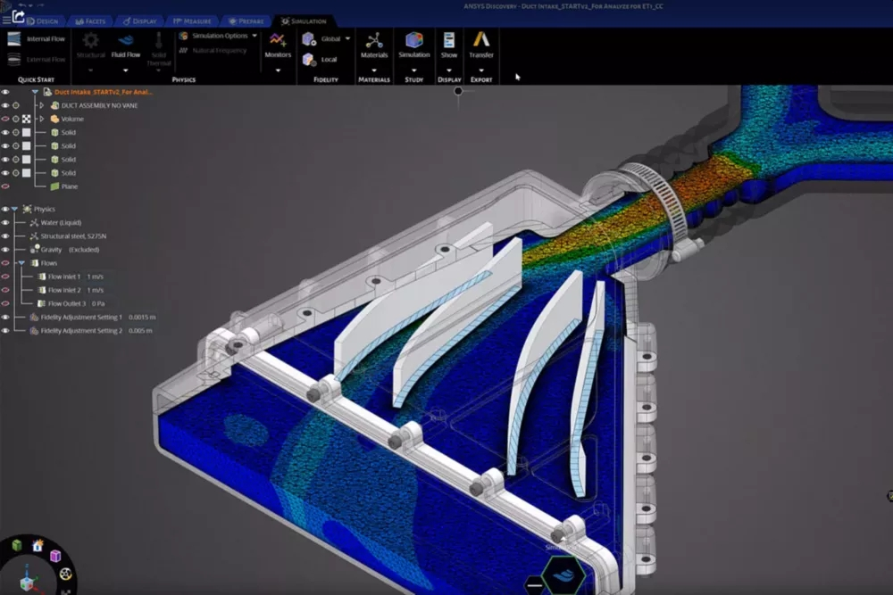 Ansys Discovery Free Trial
